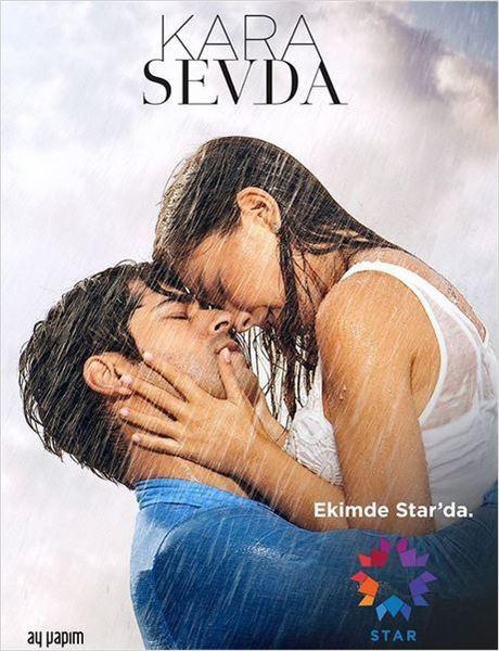 Kara Sevda مسلسل حب أعمى الجزء الأول التركي مترجم تقرير